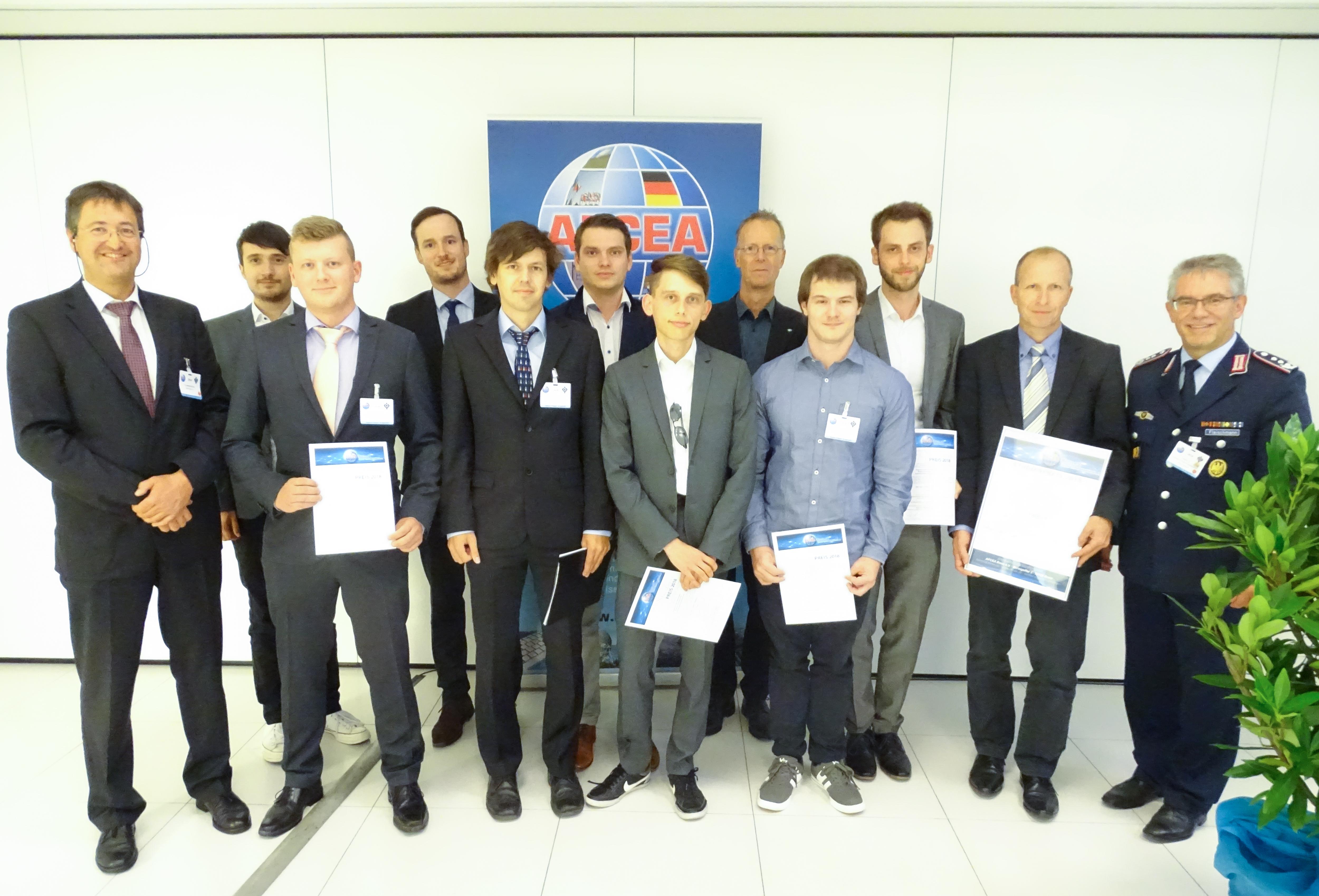 AFCEA Studienpreis: Fünf herausragende Arbeiten - AFCEA Bonn e.V.